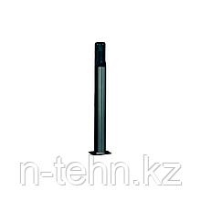 Стойка 0,5м/ для фотоэлемента DIR/ основная черная (арт. 001DIR-CN)