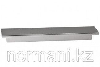 Ручка-скоба 128 мм, отделка хром глянец