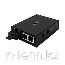 Ethernet-FX-SM40 преобразователь Ethernet 10/100 Мбит/с в оптику. Одномодовое волокно до 40км.