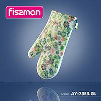 7556 FISSMAN Рукавица 32 см (силикон)