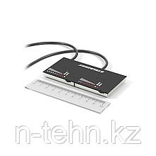 М-1200 Микрофон 2-х канальный,активный двунаправленый, регулировка чувствительности и направленности