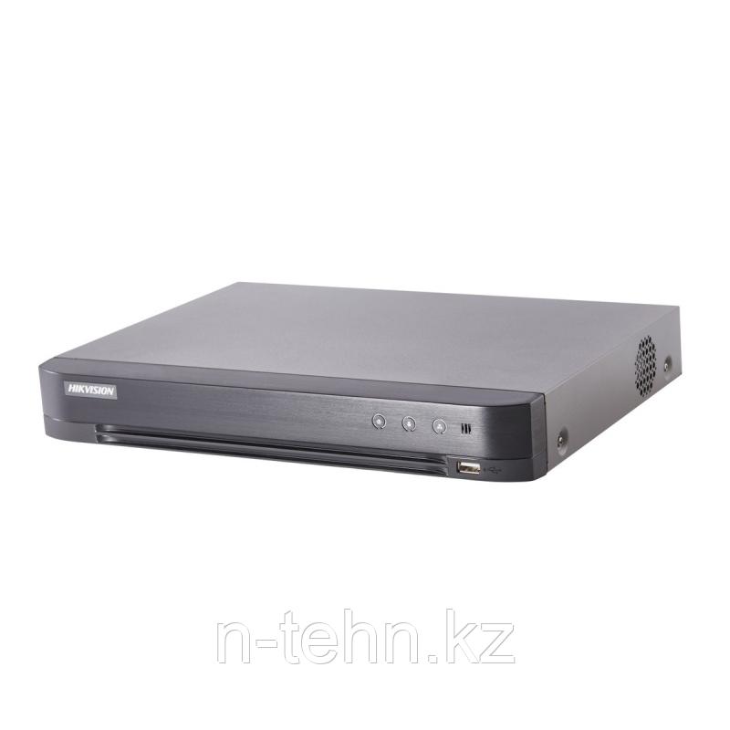 Hikvision DS-7216HQHI-K2/P HD TVI 16-ти канальный  видеорегистратор