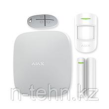 Hub Kit white комплект (Hub-1шт, MotionProtect-1шт, DoorProtect-1шт, SpaceControl-1шт)