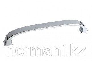 Ручка-скоба 160 мм, отделка хром глянец