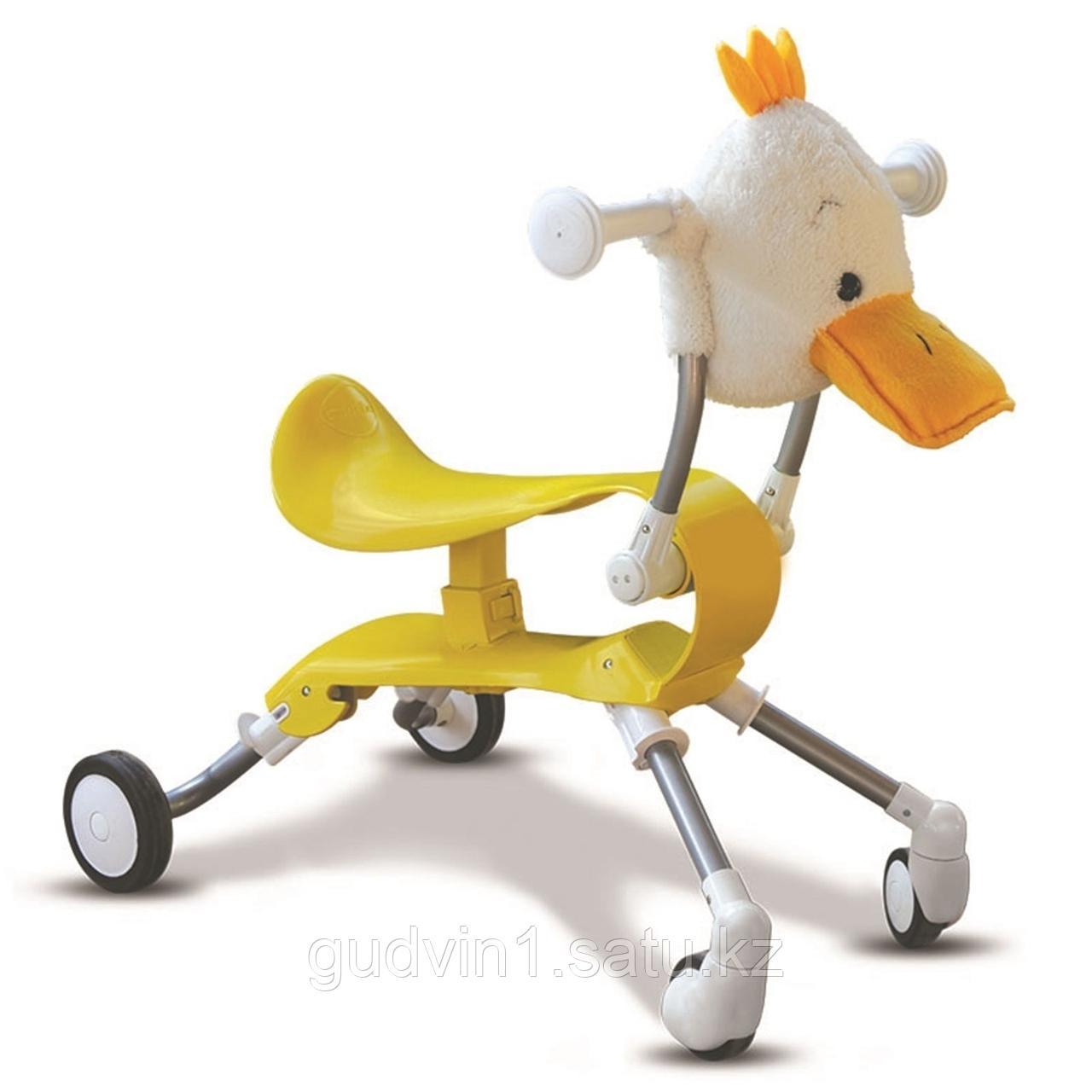 Каталка-прыгунки SmartTrike Springo Farm Collection Duck