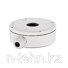 Hikvision DS-1280ZJ-M Монтажная коробка для крепления купольных камер, 157?185?51.5 мм