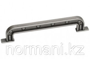 Ручка-скоба 160мм, отделка олово