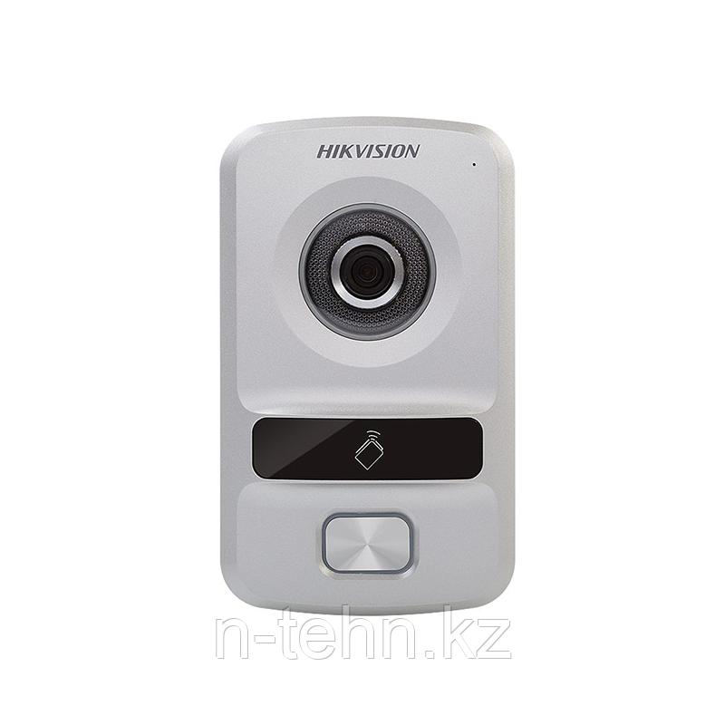 Hikvision DS-KV8102-IP вызывная панель на одного абонента, в пластиковом корпусе
