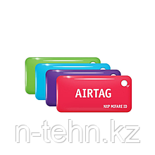 Брелок AIRTAG Mifare ID 64byte, 4 byte nUID (standard, цвет жёлтый,)