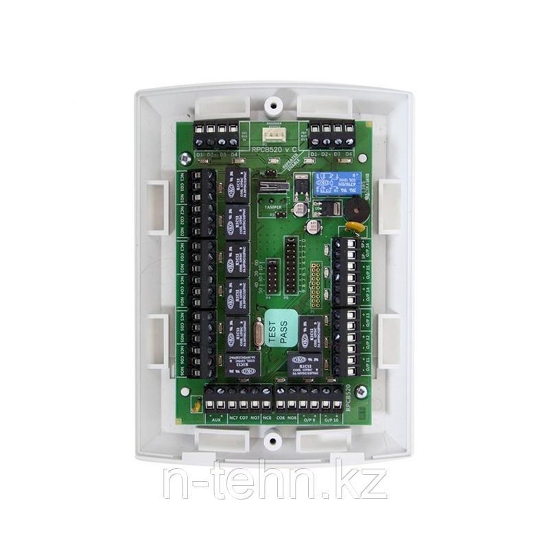 Pyronix PCX-ROX8R8T - Модуль расширения на 16 выходов PGM для панелей Enforcer32-WE и PCX