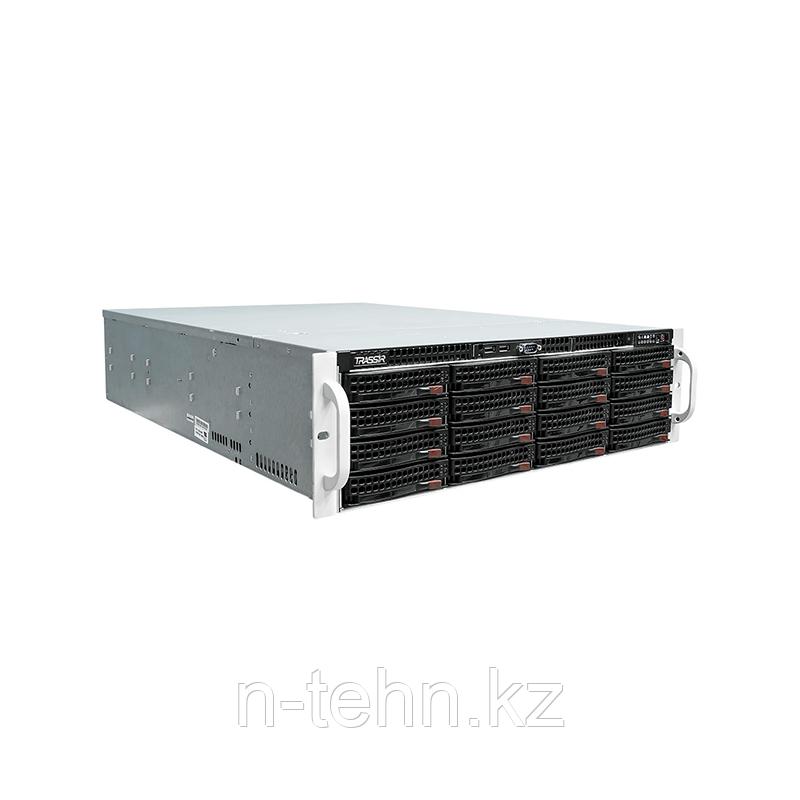 TRASSIR UltraStation 16/3 SE Сетевой видеорегистратор повышенной мощности