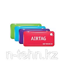 Брелок AIRTAG Mifare ID 64byte, 4 byte nUID (standard, цвет красный,)
