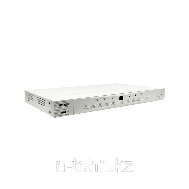 TRASSIR Lanser 3MP-16 Видеорегистратор мультиформатный на 16 каналов