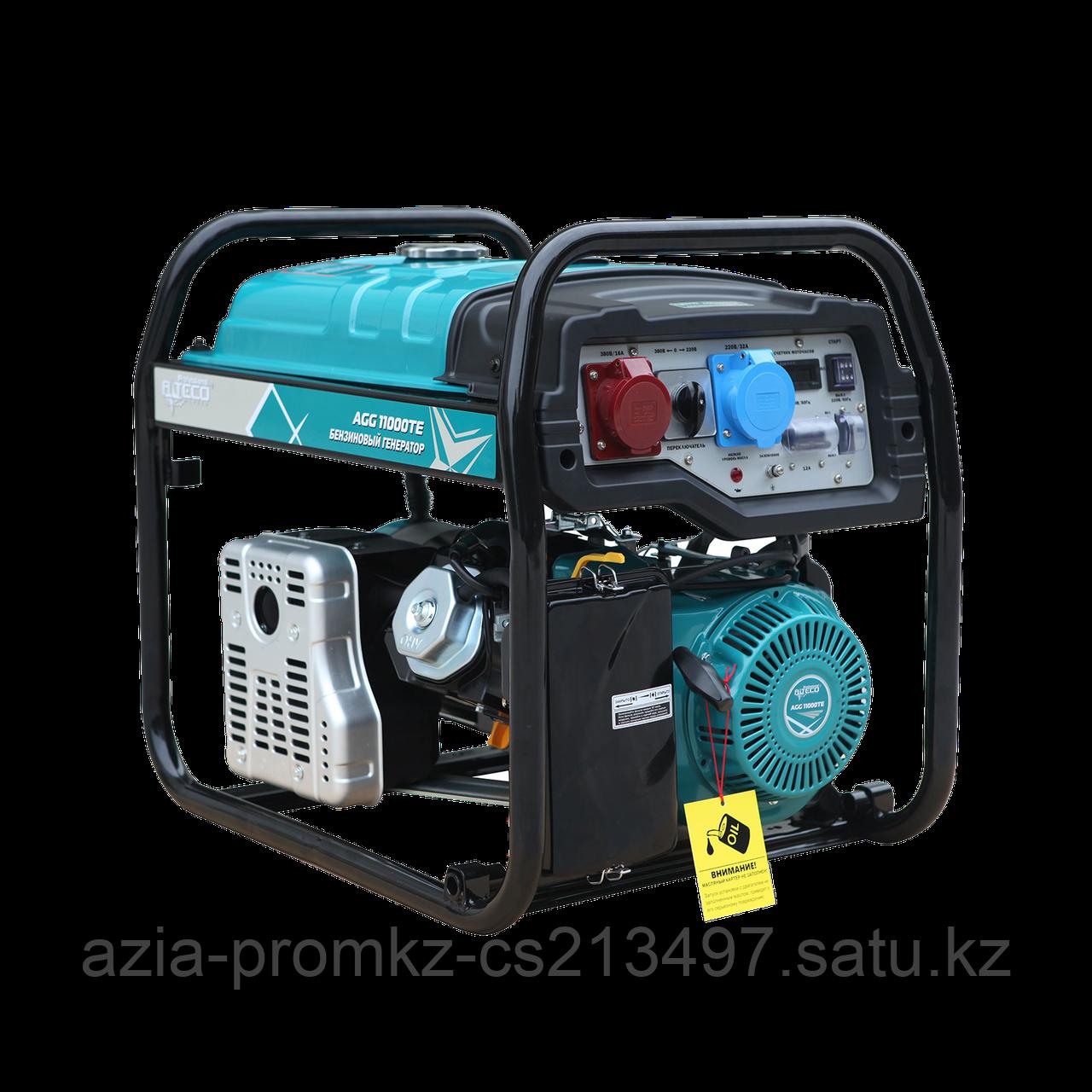 Бензиновый генератор Alteco 11000TE DUO (6,5кВт, 220/380В)