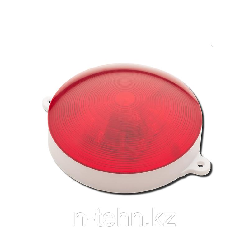 МАЯК-12С Оповещатель световой, 12В пластиковый корпус
