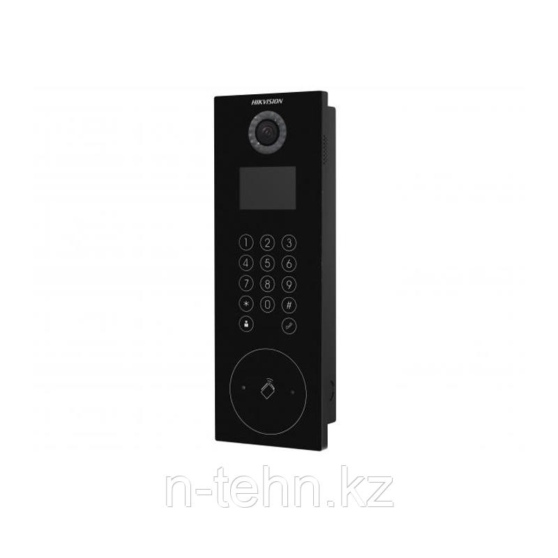 Hikvision DS-KD8102-V многоабонентская вызывная IP панель