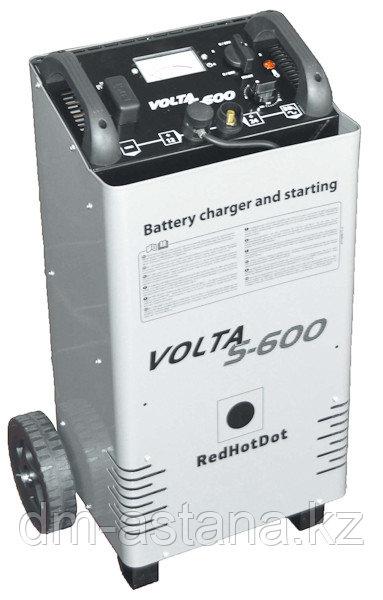 Устройство пускозарядное VOLTA S-600, RedHotDot