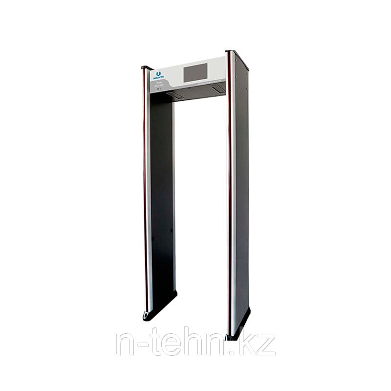 UB800 арочный металлодетектор 33 зоны обнаружения