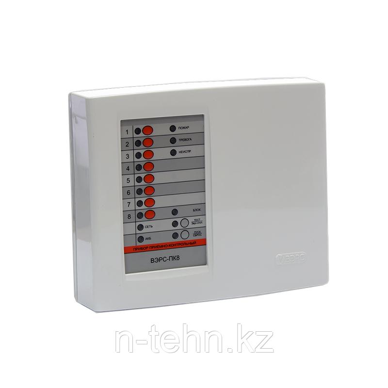 ВЭРС-ПК 8П Прибор приемно-контрольный охранно-пожарный