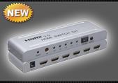 Свитчер HDMI HDSW5-V2.0, 5х1
