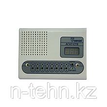 Forteza АГАТ СТ-8 Контрольная панель