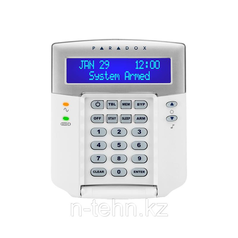 Paradox K32 LCD RU Клавиатура 32 зоны