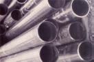 Оцинкованная стальная труба