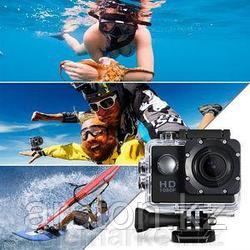 Экшн Камера SportCam HD 1080p, WiFi, водонепроницаемая