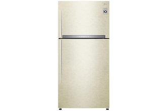 Холодильник с верхней морозильной камерой LG GR-H802HEHZ