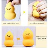 Lazy & Joy Gudetama Egg Bun Puff [Holika Holika], фото 3
