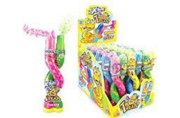 """Жидкая конфета-спрей """"Змея"""" Twisty Treats X-Treme 16.5грамм (18 штук в упаковке)"""