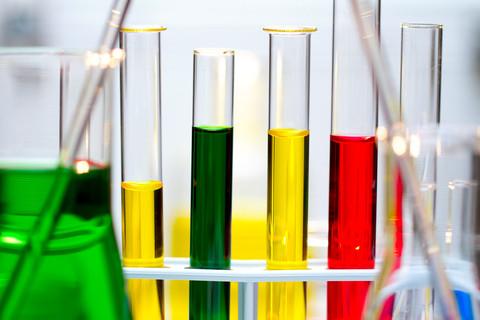 Пробирки лабораторные, стеклянные