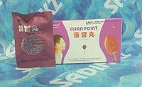 Тампоны Clean Point ( Тюльпан), ( для очистки и лечения матки) 1 шт