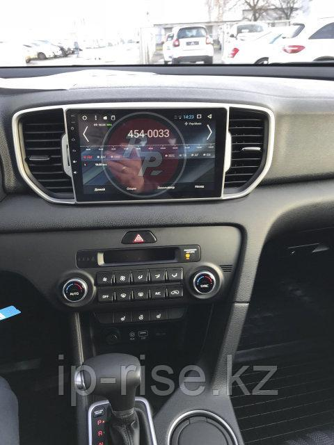 Автомагнитола  New Kia Sportage Android