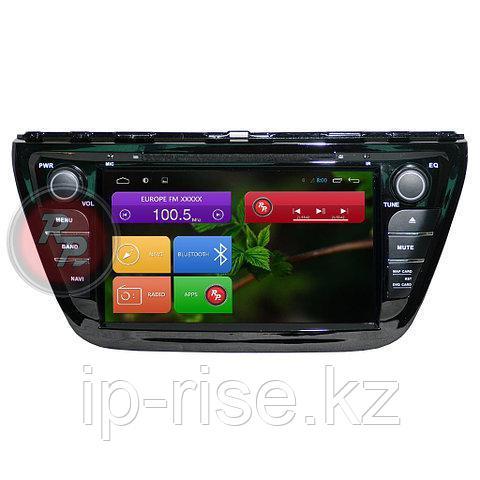 Автомагнитола  Suzuki SX4 2013