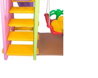 Детская горка с качелей QC-05021
