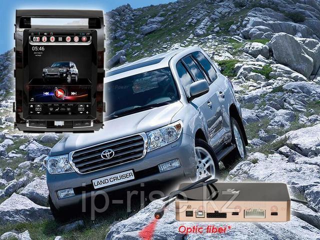 Автомагнитола  Toyota Land Cruiser 200 2007-2016