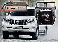 Автомагнитола  Toyota  Prado 150 2009-2017, фото 1