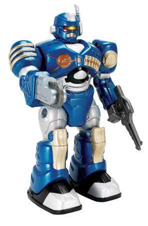Игрушка-робот Polar Captain 17,5 см