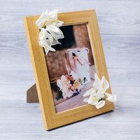 Фоторамка 'Для тебя' 15 x 20 см, с цветочным декором