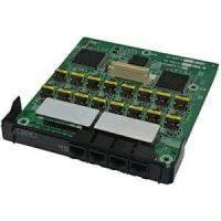 Panasonic KX-NS5172 X, 16-портовая плата цифровых внутренних линий DLC16