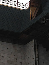 Гибкая Черепица Серия Классик Зелёный (3м2), фото 3