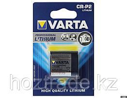 Батарейка CR-P2 Lithium Professional (6 V), фотолитиевая