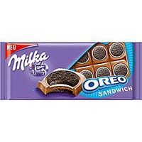 Milka Oreo Sandwich 92гр (16шт-упак)