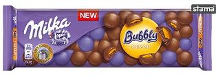 Milka Bubbly Caramel 250гр (12 шт. в упаковке)