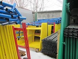 Комплектующие для строительных лесов