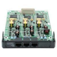 Panasonic KX-NS5180 X, 6-портовая плата аналоговых внешних линий LCOT6