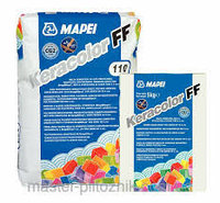 Затирка для плитки Mapei Keracolor FF