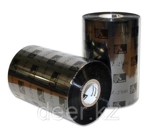 Риббон 2300 European Wax Black 60 мм/ 450 м 02300BK06045