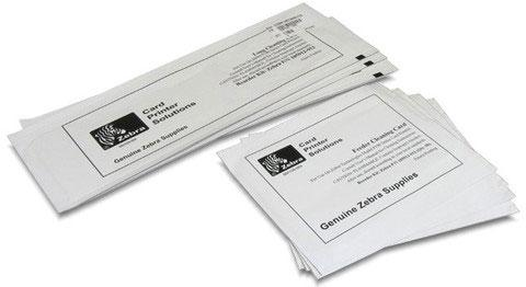 Чистящий комплект для ZXP Series 3, Cleaning Kit, 4 print engine cleaning cards and 4 feeder cleaning cards